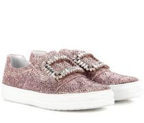 Verzierte Sneakers Sneaky Viv'