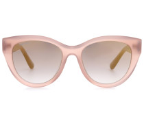 Cat-Eye-Sonnenbrille Chana