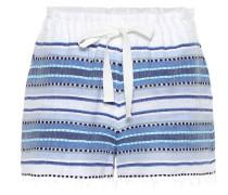 Shorts Welela aus Baumwolle