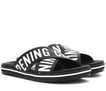 Bedruckte Slippers