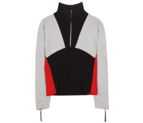 Sweater Sporty Zip