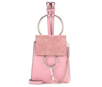 Tasche Faye Small aus Leder