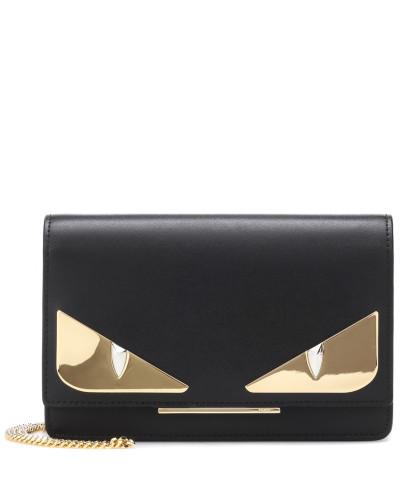Fendi Damen Schultertasche Wallet on Chain aus Leder Outlet Kaufen A3DBFc3