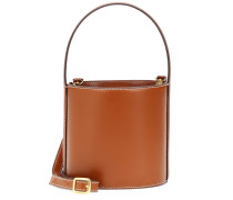 Bucket-Bag Bisset aus Leder