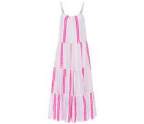 Kleid Riban aus einem Baumwollgemisch