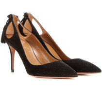 Pumps Forever Marilyn 85 aus Veloursleder