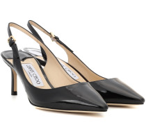 Slingback-Pumps Erin 60 aus Lackleder