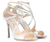 Sandalen Lang aus Leder