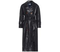 Mantel Oli aus Lederimitat