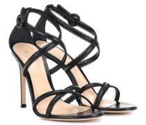 Sandalen Dafne aus Leder