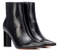 Ankle Boots Katiaa aus Leder