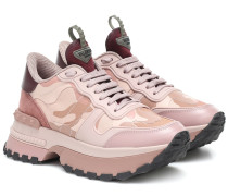 Sneakers Rockrunner aus Leder
