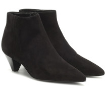 Ankle Boots Julienne aus Veloursleder