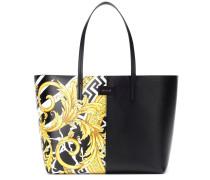 Shopper Medusa aus Leder