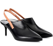 Slingback-Pumps Secret aus Leder