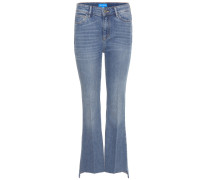 Cropped Flared Jeans The Stevie