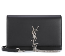 Clutch Kate Monogram aus Leder