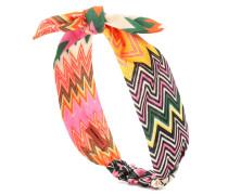 Bedrucktes Haarband aus Baumwolle