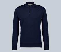 Langarm-Poloshirt Cotswold