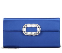 Clutch Evening Envelope aus Seidensatin