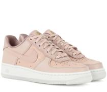 Sneakers Air Force 1'07 LX aus Leder