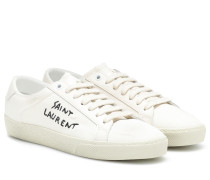 Sneakers Court Classic aus Canvas