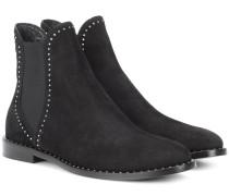 Chelsea Boots Merril aus Veloursleder