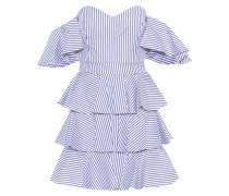 Off-Shoulder-Kleid Irene aus Baumwolle