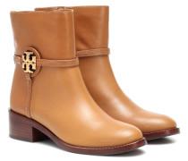 Ankle Boots Miller aus Leder