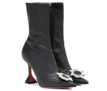 Verzierte Ankle Boots Begum