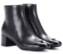Ankle Boots Shelby aus Leder