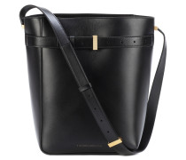 Bucket-Bag Twin aus Leder