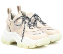 Sneakers Pegasus aus Leder