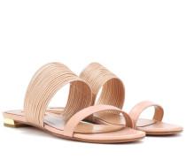 Sandalen Rendez Vous aus Leder