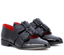 Loafers Idette aus Lackleder