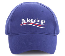 Baseballcap mit Logo aus Baumwolle