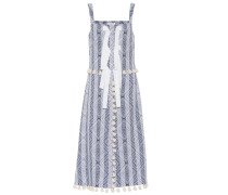 Bedrucktes Kleid Villette