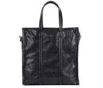 Shopper Bazar M aus Leder