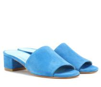 Sandaletten Sophie aus Veloursleder
