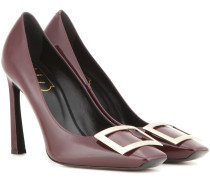 Pumps Belle Vivier Trompette aus Lackleder