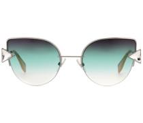 Cat-Eye Sonnenbrille Rainbow