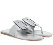 Sandalen Viv' Sellier aus Lackleder