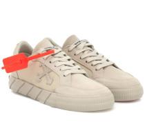 Sneakers Arrow aus Veloursleder