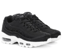 Sneakers Air Max 95 aus Canvas und Leder