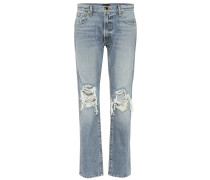 Low-Rise Straight Jeans The Kyle