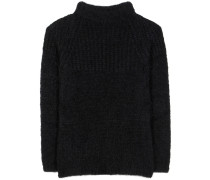 Pullover aus Mohair-Wollgemisch