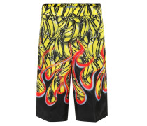Bedruckte Shorts
