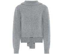 Pullover Amanda mit Woll- und Cashmereanteil