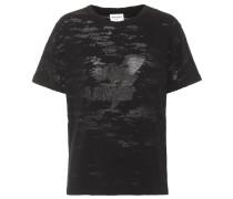 T-Shirt aus einem Baumwollgemisch