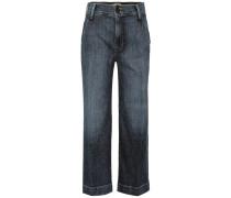 Cropped Jeans Wide Lean